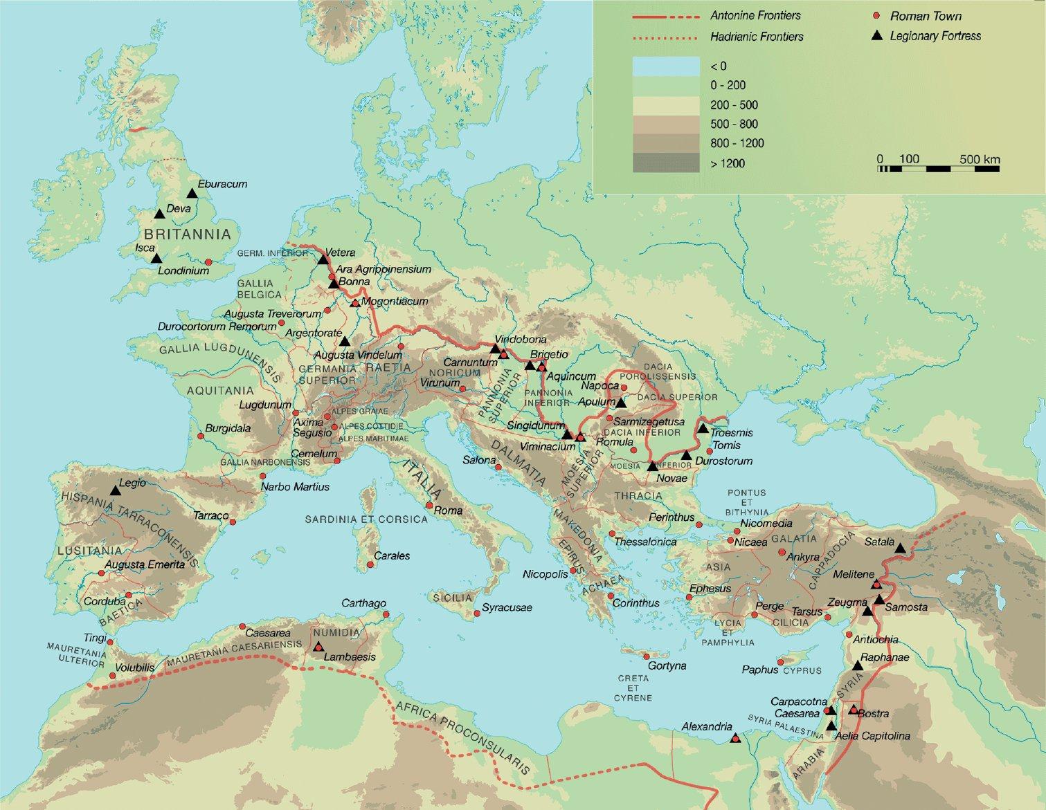Wonderbaar Romeinse Limes | Geopark Heuvelrug i.o. JV-47